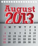 Aug 2013